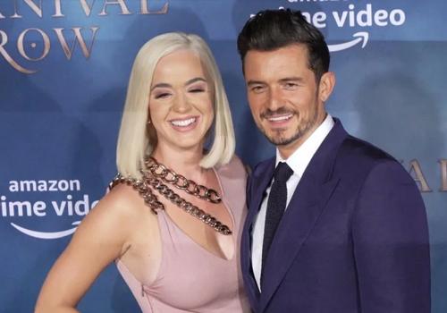 Katy Perry: I dolcissimi auguri per i 44 anni del suo Orlando Bloom