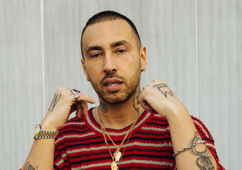 Luchè: Curiosità sul rapper napoletano che ama Vasco Rossi