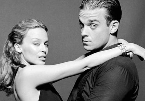 Robbie Williams e Kylie Minogue di nuovo insieme