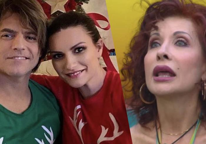 """Alda D'Eusanio torna a parlare di Laura Pausini: """"Sono felice per la sua famiglia"""""""